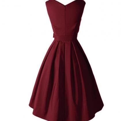 Bateau Neckline Pleated Midi Dress ..