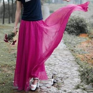 Fashionable Summer Chiffon Dresses,..