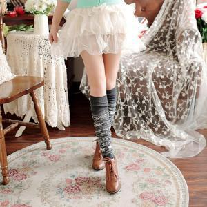 Pretty Cotton Boot Socks, Boot Sock..
