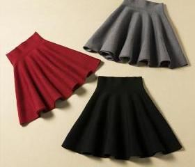 Lovely Mini Skirt Fo..