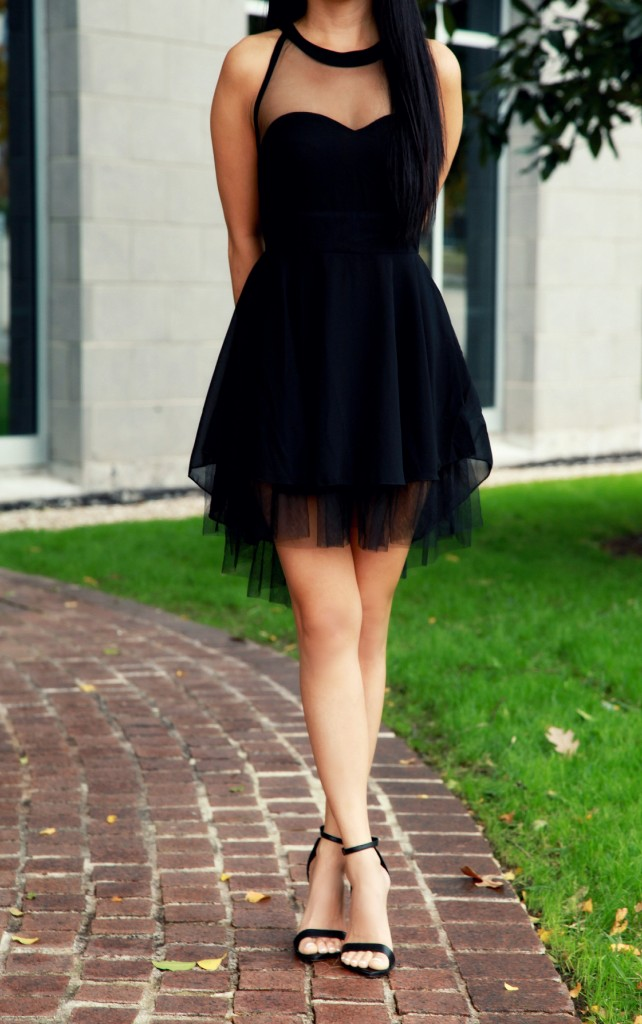 Black Homecoming Dress,Tulle Homecoming Dresses,Homecoming Gowns,Party Dress, Short Tulle Prom Dresses