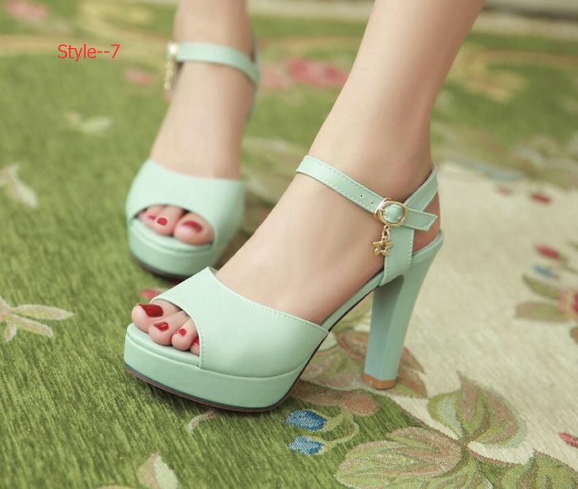Lovely Women Shoes, High High Heels, Cute Teen Shoes on Luulla