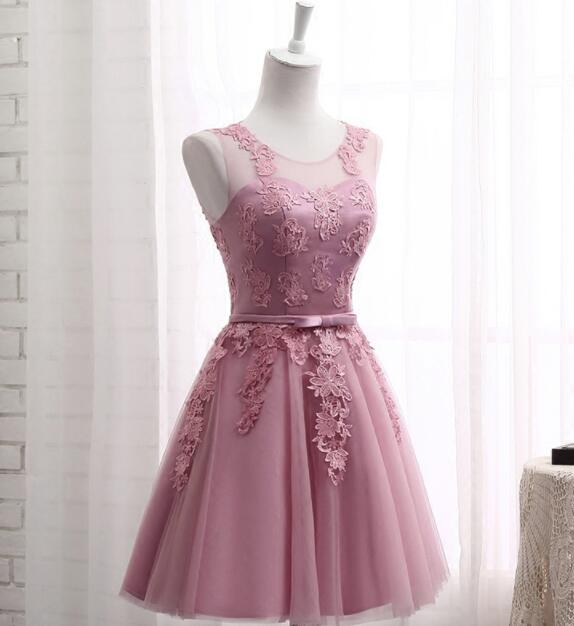 Cute Short Dresses Wedding
