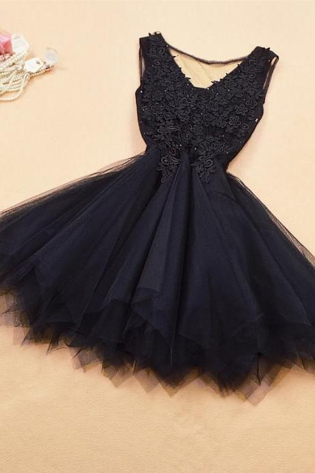Adorable Cute Short/Mini Women Dress in Stock, One Size Party Dresses, Lovely Teen Fashion Dresses