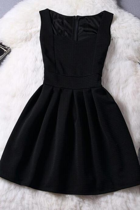 Sexy Black Little Dresses, High Quality Club Dresses, Women Dresses
