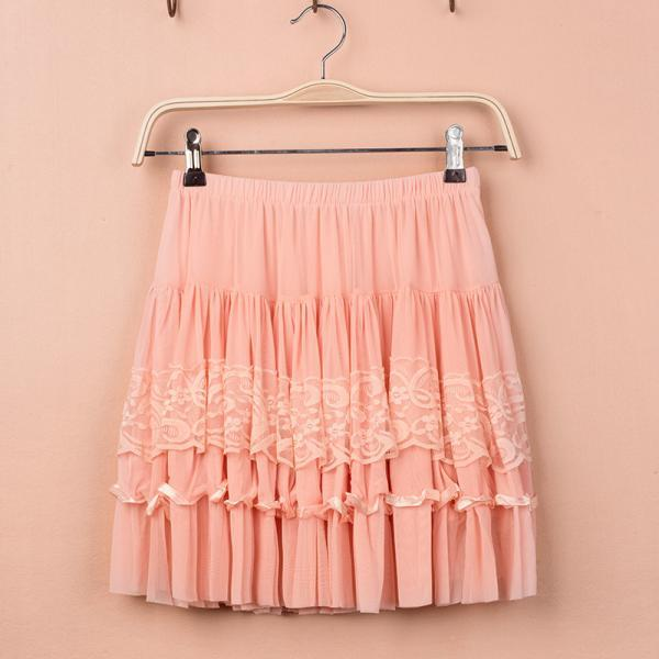 Pretty Cute Pink Skirt, Women Skirts, Sweet Skirts, Skirts 2015